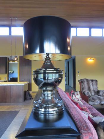 Table lamp - Queenstown. Image: 8