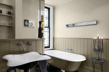 Bathroom bliss. Image: 41