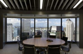 Up with the times – comprehensive refurbishment of ANZ Centre by Warren and Mahoney