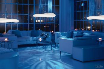 In the mood – customised lighting by Lighthouse