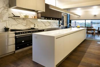 Chef's domain – Updated domestic kitchen by Nicholas Murray Architects