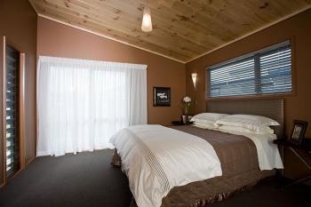 Bedroom in a Lockwood home. Image: 29