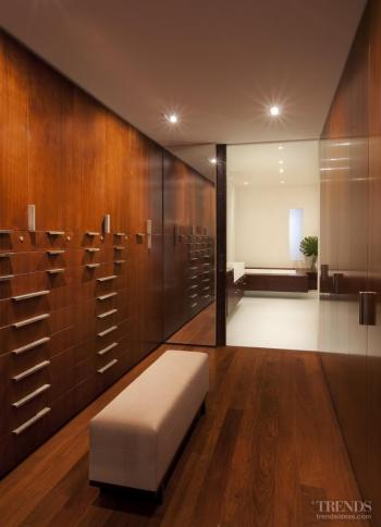 Inner sanctum – A calm and elegant master suite by SPG Architects