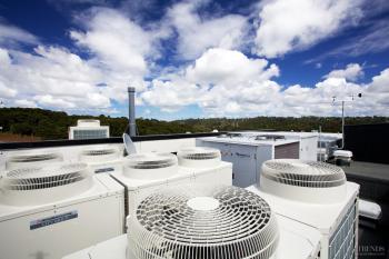 Fresh thinking – advanced HVAC for Massey University Albany