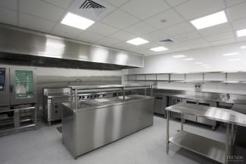 Catering to the times – Wildfire fit-out of commercial kitchen for ANZ renovation