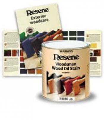 Resene Woodsman exterior wood stains. Image: 13