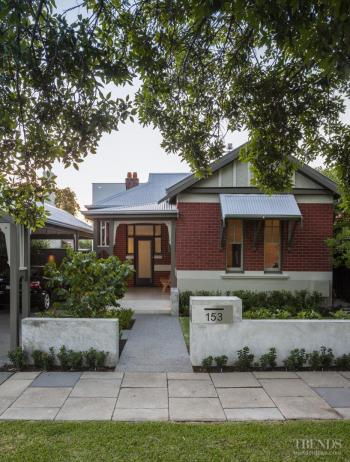 Integrity intact – contemporary addition to Edwardian home