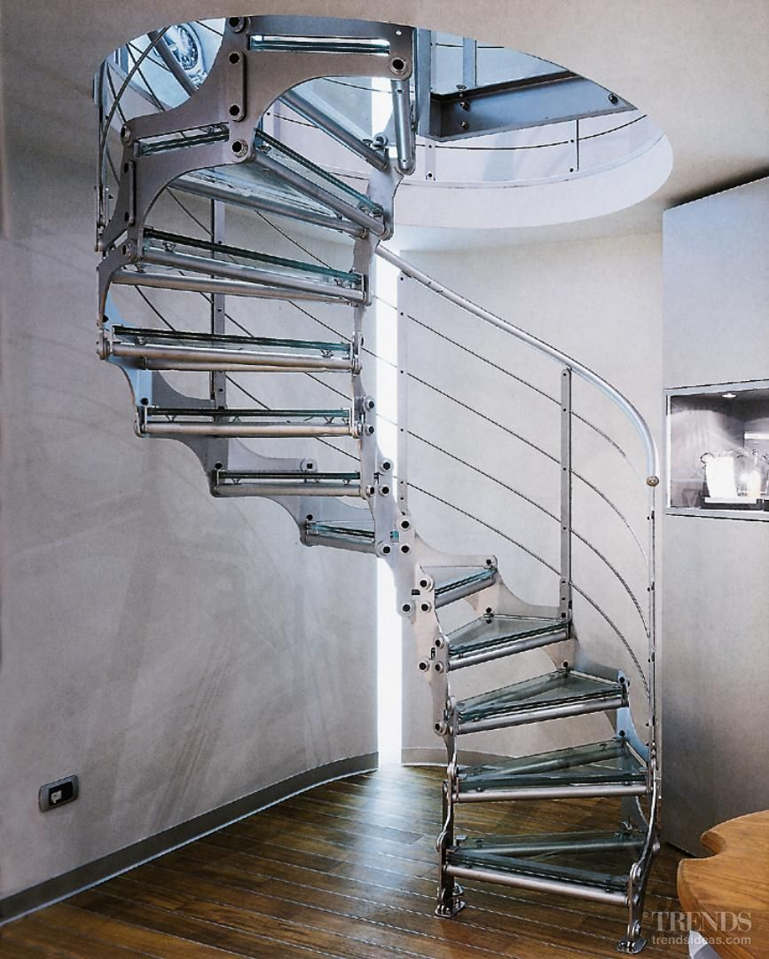 Groovy Staircases