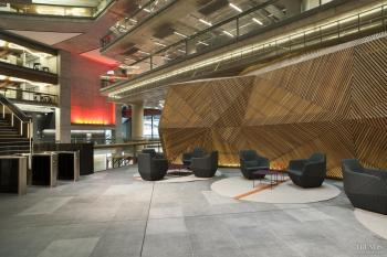 To the point – NAB building by Woods Bagot