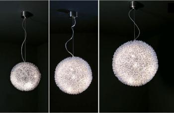 Pompon pendant . Image: 18