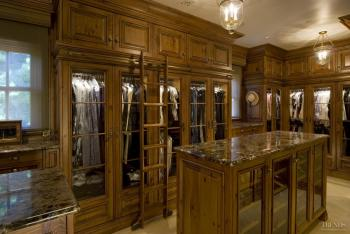Regal retreat – bathroom fit for a king and queen by Chuck Peterson