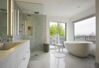 Bathing beauty – bathroom by Stuart Silk Architects