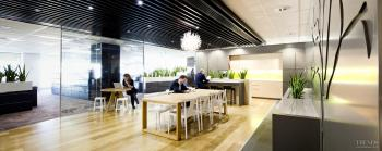 Vibrant dynamic – Public Trustee - new offices designed by Hames Sharley