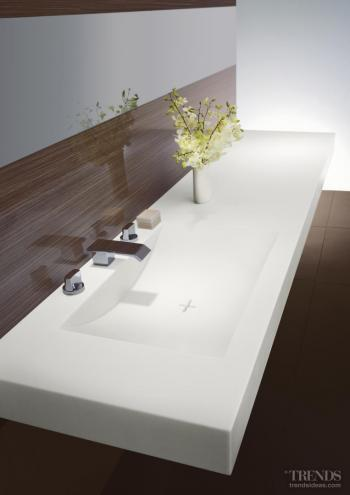 Unlimited possibilities for Laminex Solid Surface