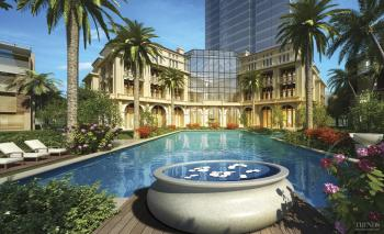 Le Parc – oasis in the city of Jakarta