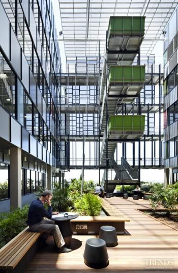 Science at work – Ecosciences Precinct Brisbane designed by Hassell