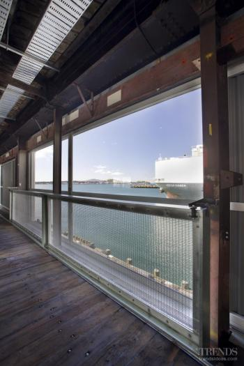 Well framed – high-performance joinery for Shed 10