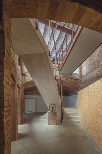 From Victorian charm to dynamic interior architecture – the empty stage for Beates to inhabit