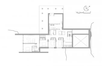 Estrade Residence – plan