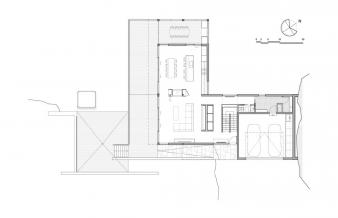 Estrade Residence – plan two