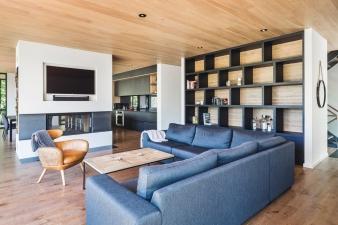 Estrade Residence – living room