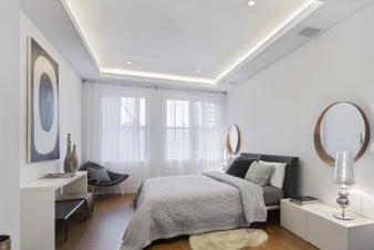 Bedroom at 738 Broadway