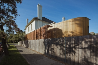 Dulwich Hill house after renovation