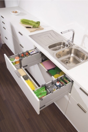 Harn Triomax Under Sink Drawer Kits Really Maximise Storage Space!. Image: 7