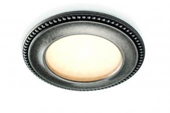 DOMUS Line™ Akoya LED Spotlight - Antique Pewter Finish. Image: 6