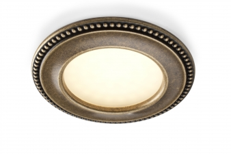 DOMUS Line™ Aokya LED Spotlight - Antique Bronze Finish. Image: 7