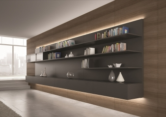 DOMUS Line™ LED Strip Lighting: Perfect for Accent Lighting Such as Shelves and Architectural Features. Image: 1