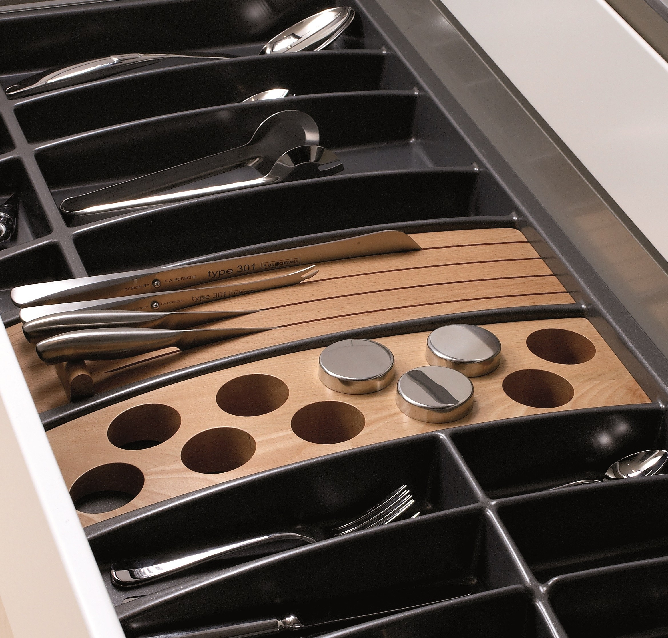 Impala Plastika Drawer Organisers: Elegant Yet Functional