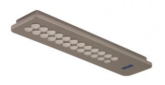 DOMUS Line™ Kayak Spotlight - Master & Slave System. Surface or Recessed Installation. Image: 8