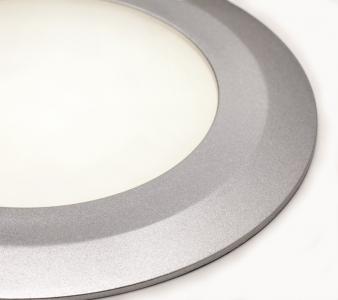 DOMUS Line™ Smally LED Spotlight: Aluminium Finish. Image: 1
