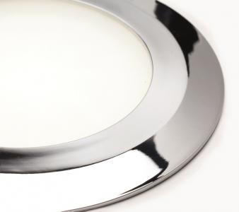 DOMUS Line™ Smally LED Spotlight: Chrome Finish. Image: 6