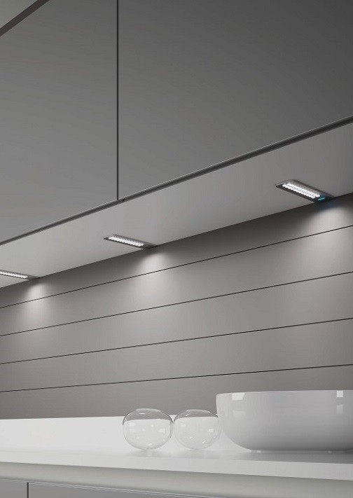 Master & Slave LED Lighting Systems from DOMUS Line™