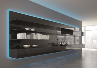 DOMUS Line™ LED Strip Lighting: Colour Changes Have Never Been Easier. Image: 2
