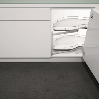 Vauth-Sagel's Twin Corner Unit: Opening Motion Sequence Step 1 of 4. Image: 11