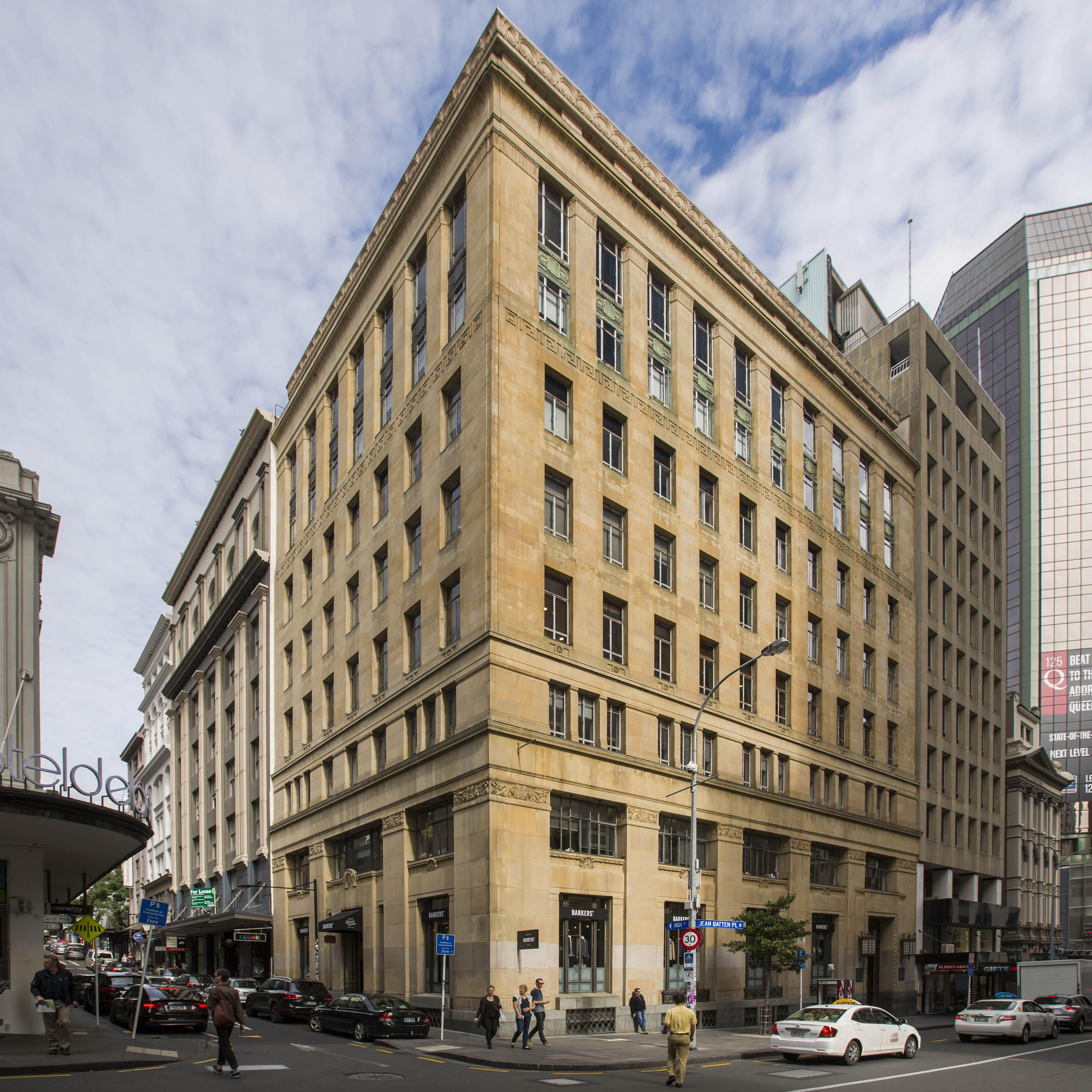 Potentia fitout in Old South British Building