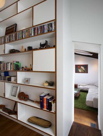 Storeage Area in Renovated Villa. Image: 7