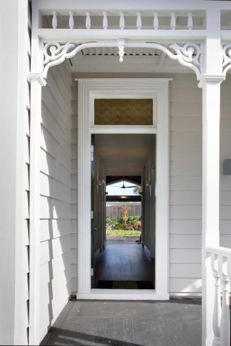 Albany Road Villa Entranceway. Image: 4