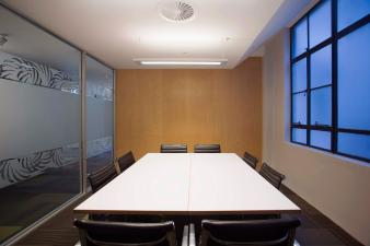 Meeting Room Potentia Office Fitout. Image: 3