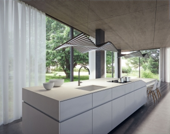Caesarstone Fresh Concrete. Image: 7