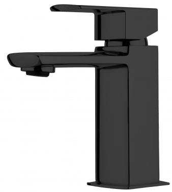 Sprint Black Basin Mixer SBK020. Image: 4