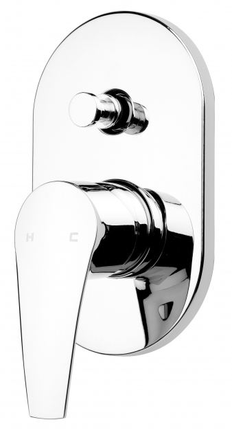 Ecomix Diverter Shower Mixer VECM035. Image: 6