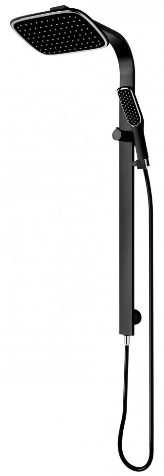 Black Edition Double Head Shower SBK041. Image: 4