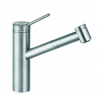 Tangenta Pullout Sink Mixer. Image: 5