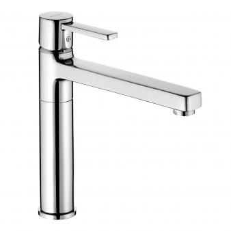 Zenta Chrome Sink Mixer. Image: 13