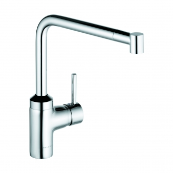 L-ine Pullout Sink Mixer. Image: 2