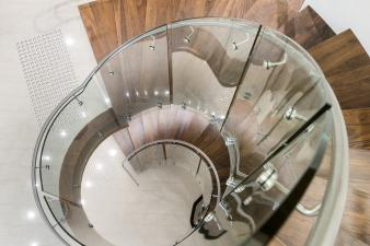 Spiral Staircase Residential. Images: 6